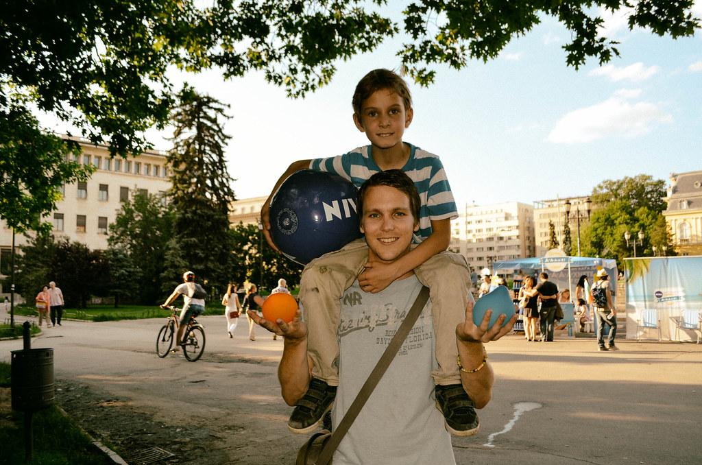 Me and Christo
