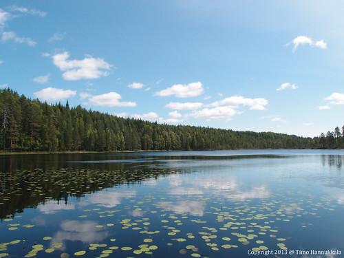lake nature nationalpark olympus kansallispuisto helvetinjärvi helvetinjärvenkansallispuisto xz1 isoruokejärvi