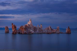 Mono Lake Twilight