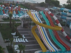 playground slide, water park, amusement ride, amusement park,