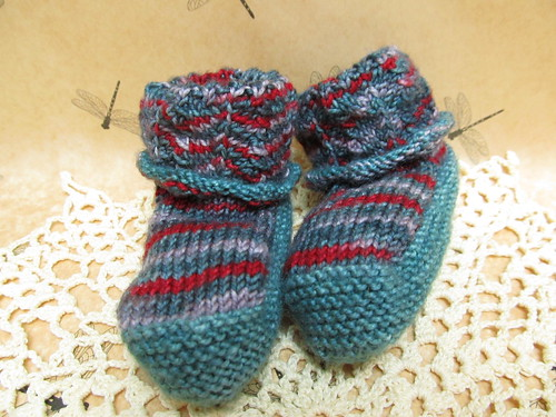 Boba Feet