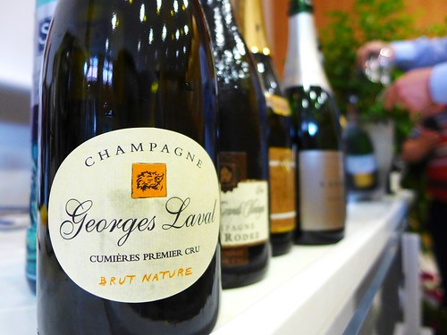 Champagne Georges Laval Brut Nature