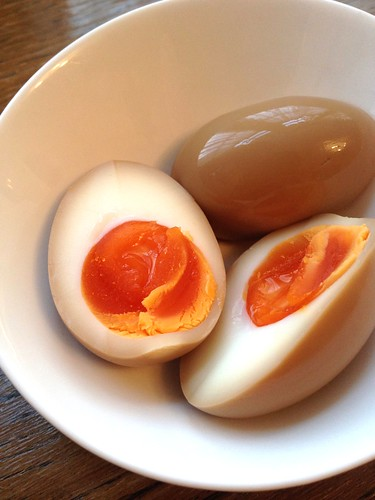 Japanese Marinated Soft Boiled Egg For Ramen (Ajitsuke Tamago) Recipes ...