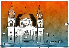 Saint Stephens Basilica [Popsicolor version]