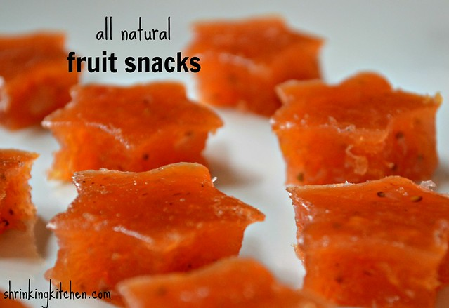 natural fruit snacks