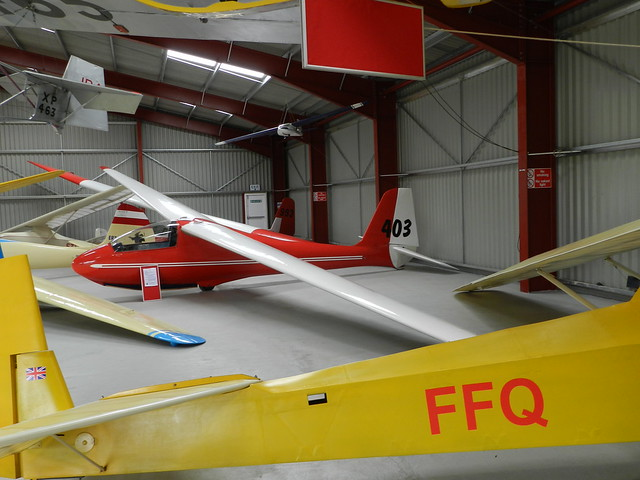 BGA1278 Elliotts Olympia 403 glider