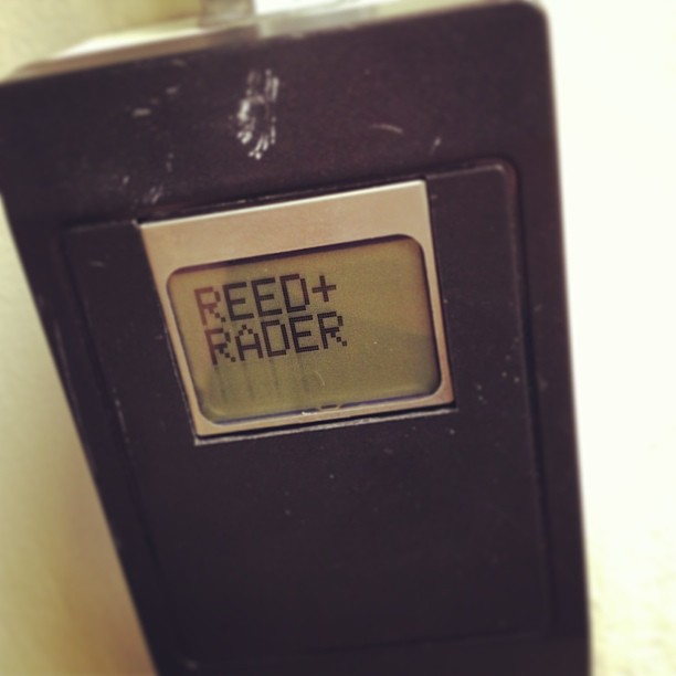 ~Reed + Rader~ #brooklynresearch