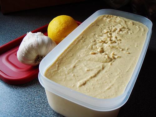 Paula Wolfert's Hummus