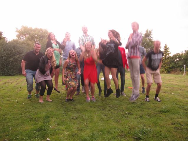 cray fish party, viken
