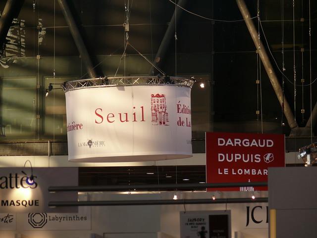 Seuil La Martinière