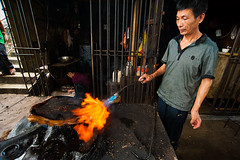 Fugong grill