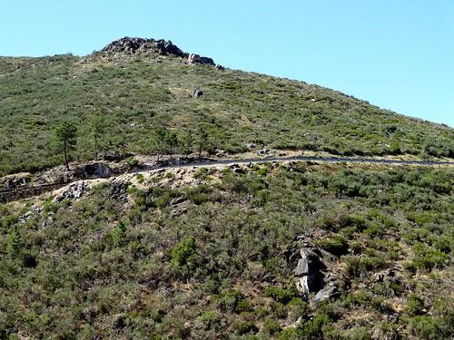 Road near Gouveia