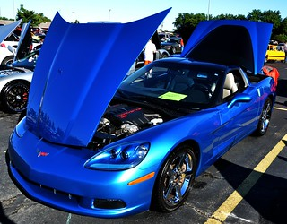 2008 Chevy Corvette