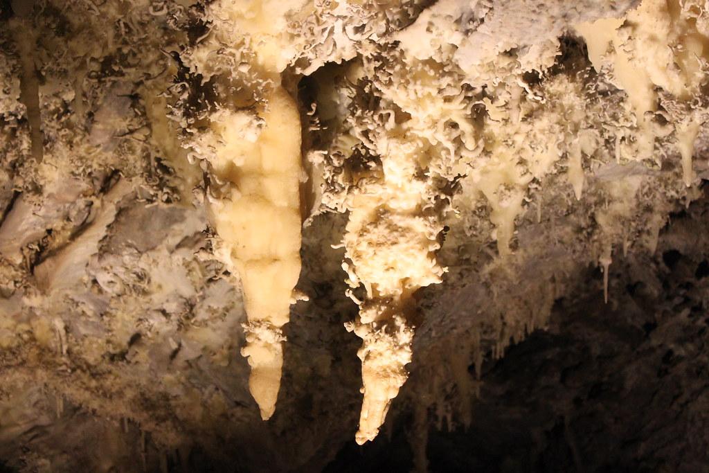 Timpanogos Cave National Monument Wasatch Range Utah