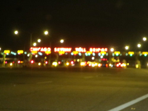 Chicago Skyway Toll Bridge