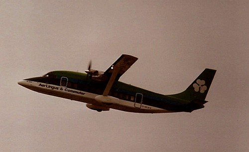 Aer Lingus crew photo
