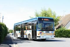 SITAC Bus - RVI R 312 n°374 - Ligne 8