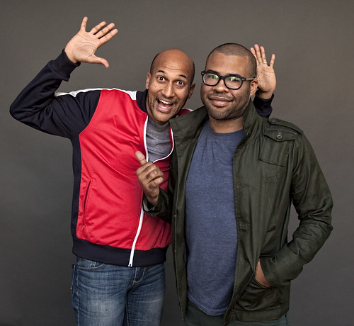 Keegan-Michael Key and Jordan Peele: Key & Peele for KCRW's The Treatment
