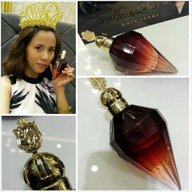 Katy Perry Killer Queen EDP fragrance review