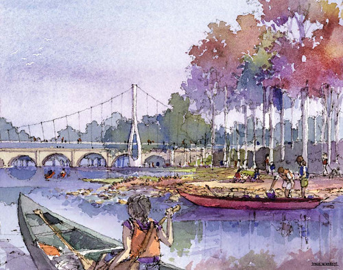 Transforming the Scioto River Corridor
