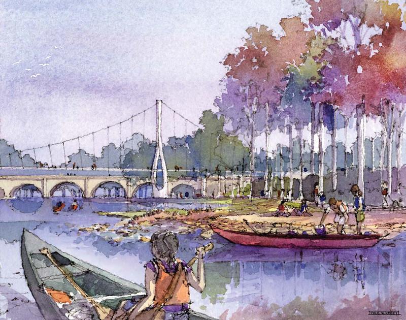 Transforming the Scioto River Corridor