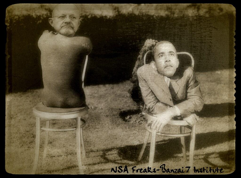 NSA FREAKS