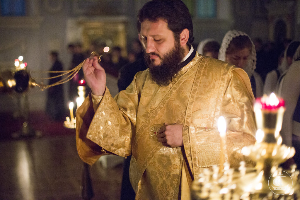 2/3 ноября 2013, Неделя 19-я по Пятидесятнице