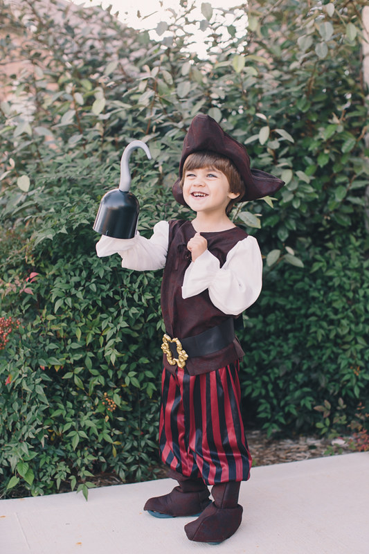 Halloween Pirate Costume 2013-0002
