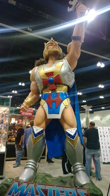 Header of he-man