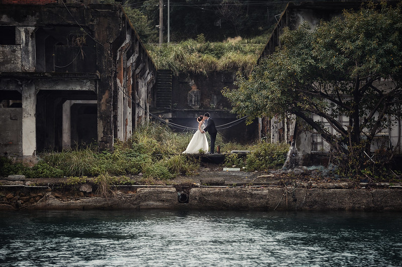 自助婚紗, 閃燈婚紗, Fine Art, Donfer Photography, Donfer