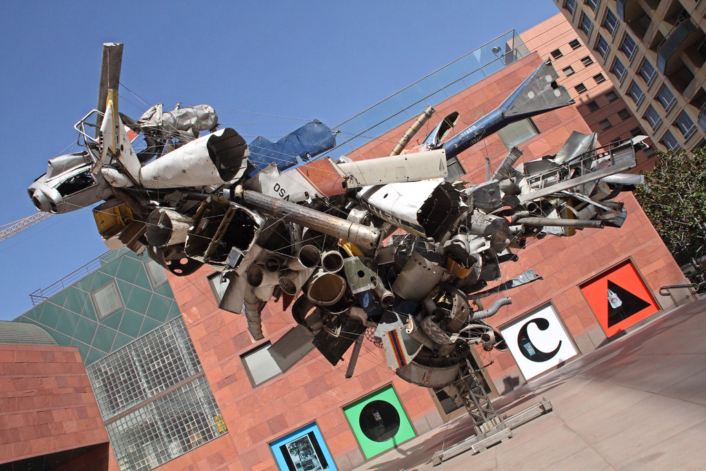 Museum of Comtemporary Art, Los Angeles, California, USA