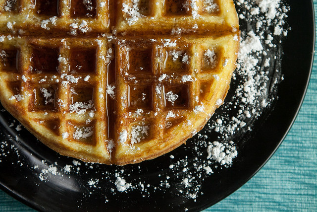 Fluffy Buttermilk WafflesIMG_7895
