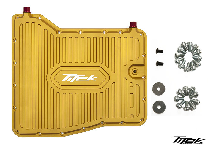 TiTek DCT Billet Transmission Oil Pan