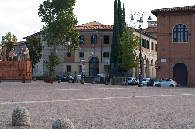 Бона сера, Италия. Дух Флоренции