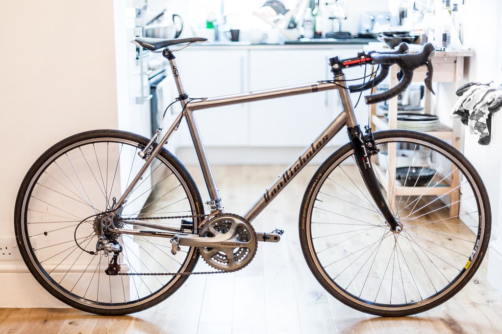In the market for a Titanium road/touring/audax bike - Cycling UK Forum