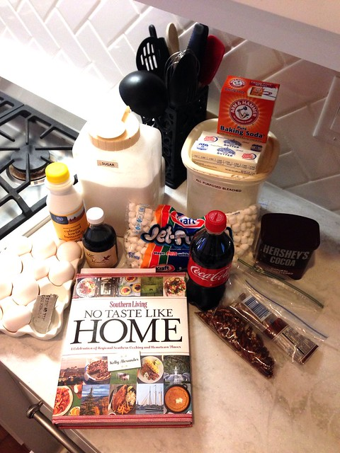 Southern Living Coca Cola Cake Frosting