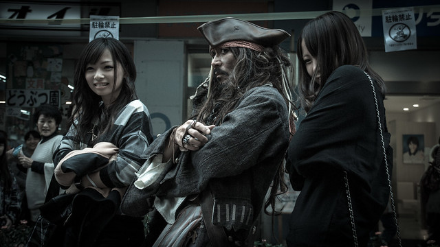 Jack Sparrow - Daidogei