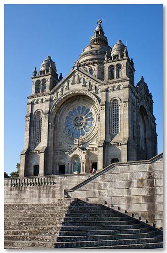 Basilica de Santa Luzia by VRfoto