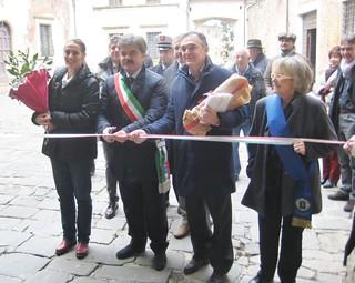 Inaugurazione Francigena Altopascio-San Gimignano 7 Dicembre 2013