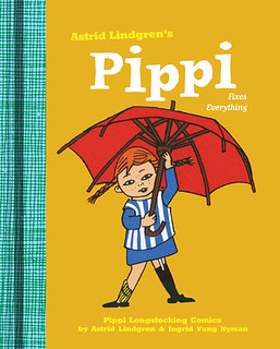 Pippi fixes everything cover