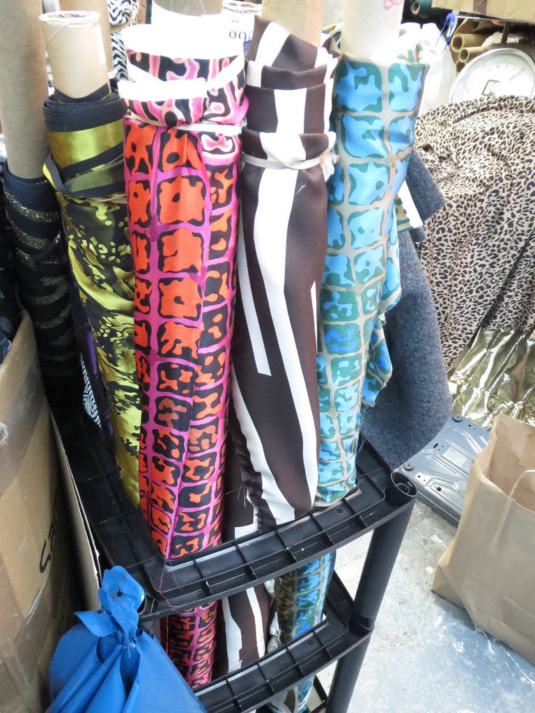 Silk-Metro Textiles