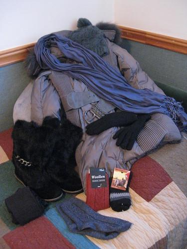 How to dress for Kazakhstan's frozen winters