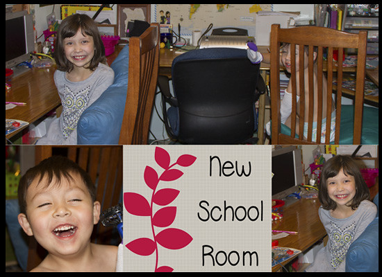 new school room
