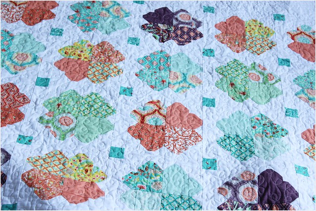 loop quilting allover