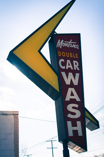Montana Double Car Wash