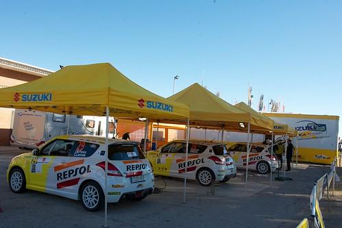 Ponce Rallye RACE Comunidad de Madrid 2013