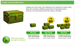 Goodie Boxes CAS