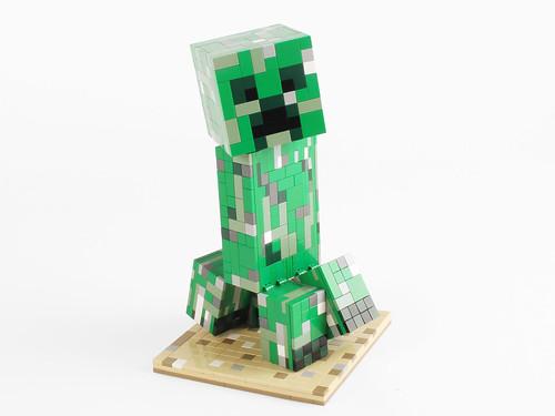 Leaks Minecraft Creeper