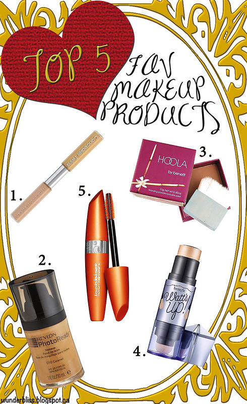 Top5-MakeupProducts