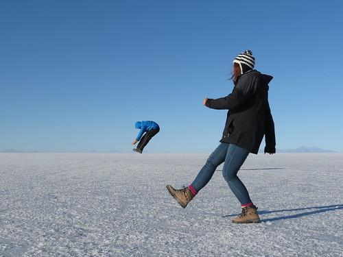 4th day of the Uyuni Salt Flats